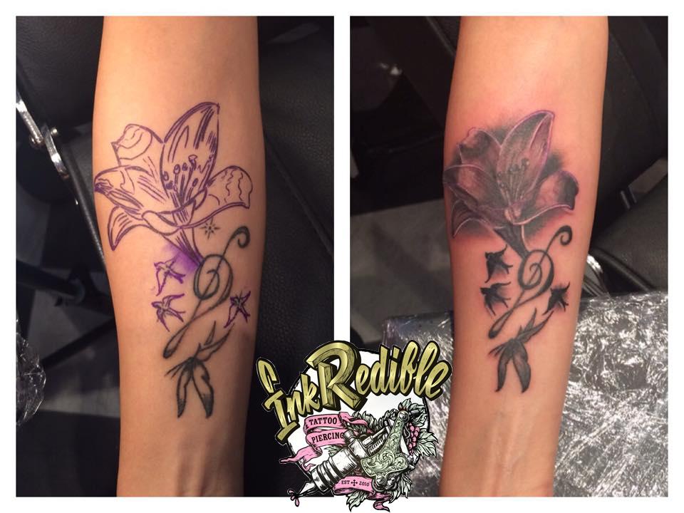 Loli Tattoo Work 12
